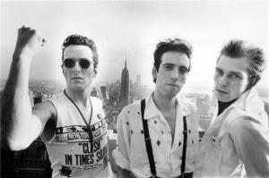 Suspenders: Cool When The Clash Wears Them, Impossibly Lame When A Hipster Wears Them